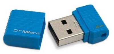 Флеш-память USB Kingston DT Micro 8 GB