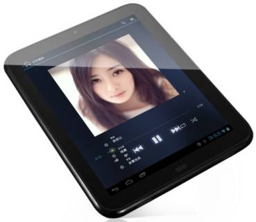 Планшет CUBE Tablet pc U20GTS 16GB Black-White