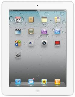 Планшет Apple iPad 4 128Gb WiFi White
