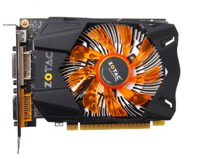 Видеокарта ZOTAC GeForce GTX 650 1GB ZT-61006-10M