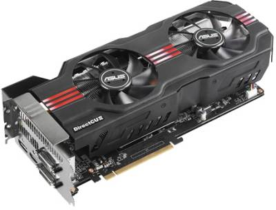 Видеокарта ASUS GeForce GTX 680 2Gb GTX680-DC2-2GD5