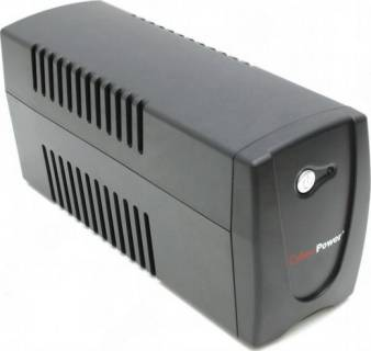 ИБП CyberPower Value 600EI Black