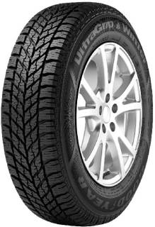 Шина Goodyear UltraGrip Winter 215/55 R17 94T