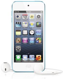 MP3 плеер Apple A1421 iPod Touch 64GB Blue MD718RP/A