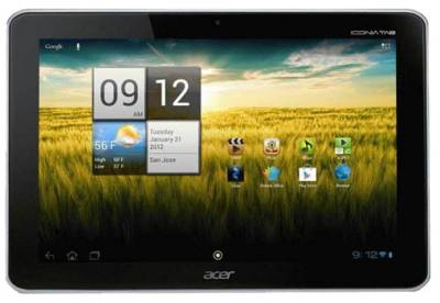 Планшет Acer Iconia Tab A210 16GB Grey HT.HAAEE.005