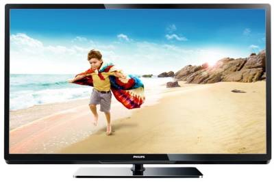 Телевизор Philips 42PFL3507H/58 Black