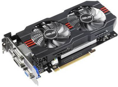 Видеокарта ASUS GeForce GTX 650 Ti 2GB GTX650TI-2GD5
