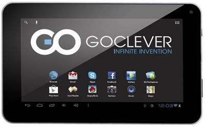Планшет GoClever Tab R70 4GB Black-White GCR70