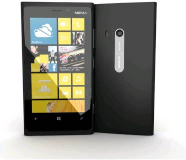 Смартфон Nokia Lumia 920 Black 0022H49