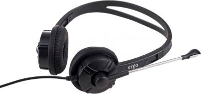 Наушники Ergo VM-220 Black SM-HD220M.V
