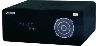 HD Media Player DVICO Inc. TViX-HD R-3300 TVX-R3300U-250