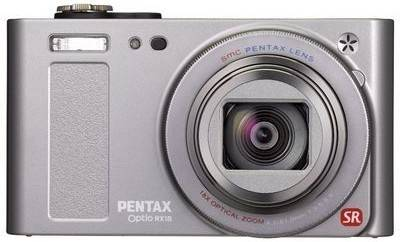 Фотоаппарат Pentax Optio RZ18 Grey 14221
