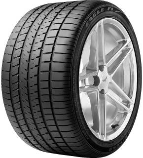 Шина Goodyear Eagle F1 Supercar 255/40 R19 96W