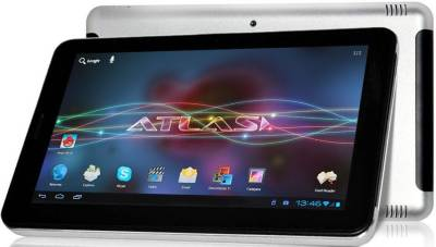 Планшет Atlas Tab R72 8GB Black-Silver