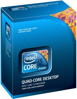 Процессор Intel Core i5-650 BX80616I5650SLBLK