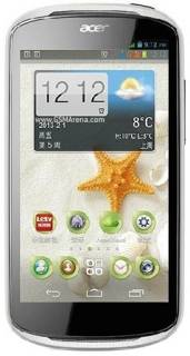 Смартфон Acer Liquid E1 Duo V360 White HM.HBQEU.001