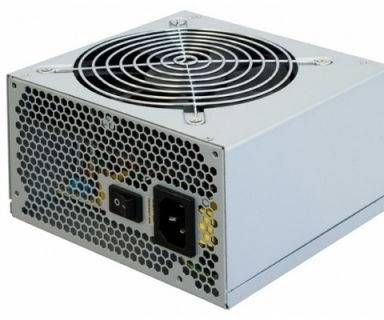 Блок питания LogicPower 420W FAN 12cm Bulk