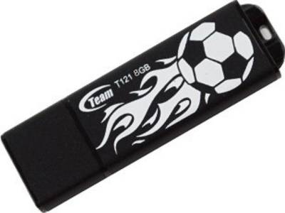 Флеш-память USB Team T121 8Gb Black TT1218GB01