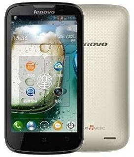 Смартфон Lenovo IdeaPhone A690 Black white