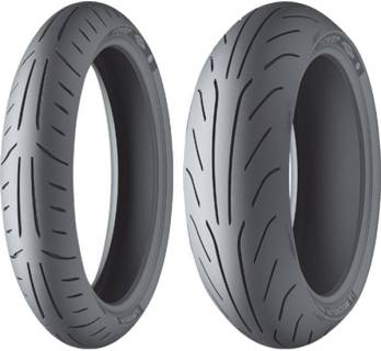 Шина Michelin Power Pure 120/70 ZR17 58W