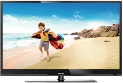 Телевизор Philips 39PFL3807H/12 Black