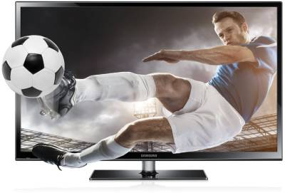 Телевизор Samsung PS51F4900 Black