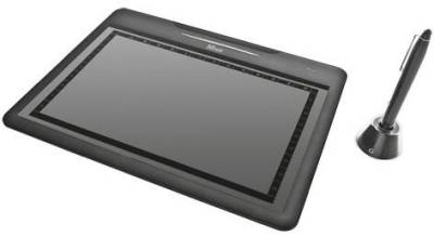 Графический планшет Trust Slimline Widescreen Tablet 16529