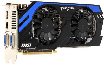 Видеокарта MSI GeForce GTX670 2048Mb N670 TF 2GD5