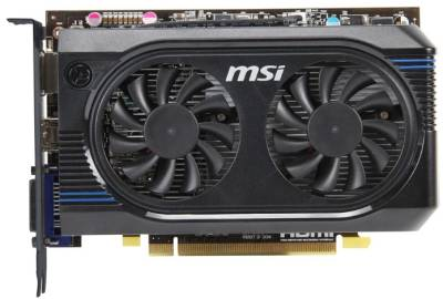 Видеокарта MSI Radeon HD7750 1Gb R7750-PMD1GD5