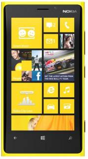 Смартфон Nokia Lumia 920 Yellow 0023J64