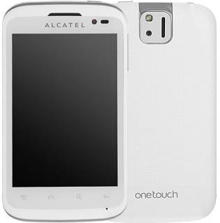 Смартфон Alcatel One Touch 991D White
