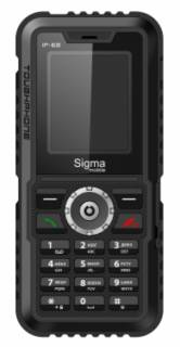 Смартфон Sigma X-TREME IP68 Black