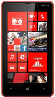Смартфон Nokia Lumia 820 Red 0022J14
