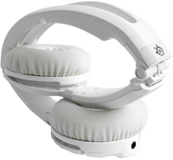Наушники SteelSeries FLUX Headset, white 61279