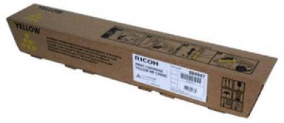 Аксессуар Ricoh Тонер Ricoh Yellow 15K DTC3000YLW type 3000 884947