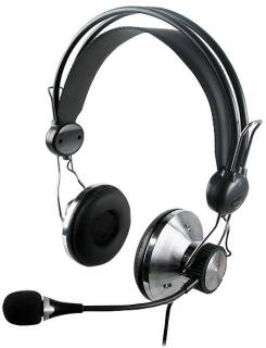 Наушники SPEEDLINK Tube Headset SL-8739-SSV-A
