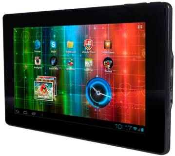 Планшет Prestigio MultiPad 3370B 4GB Black