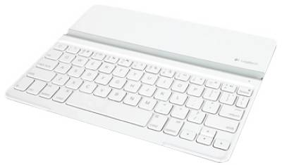 Клавиатура Logitech Ultrathin Cover для iPad BT White 920-004931
