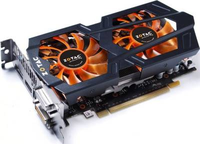 Видеокарта ZOTAC GeForce GTX660 2048Mb ZT-60903-10M
