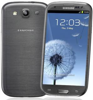 Смартфон Samsung i9305 Galaxy S III Grey 16GB