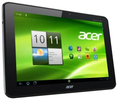 Планшет Acer Iconia Tab A701 64Gb 3G Black HT.HAGEE.001