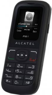 Смартфон Alcatel One Touch 217DX Black