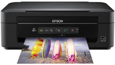 МФУ Epson Expression Home XP-303 WI-FI Black