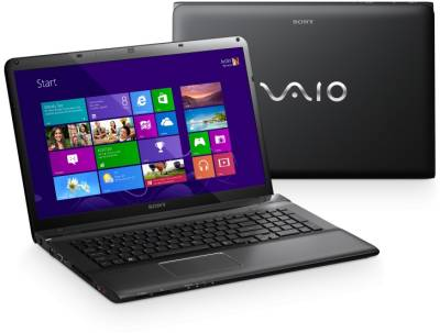 Ноутбук Sony VAIO E1713W1RB Black SVE1713W1RB