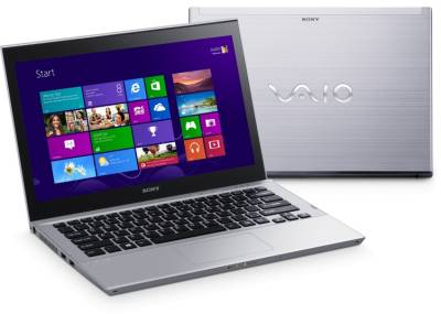 Ноутбук Sony VAIO T1313X9RS Silver SVT1313X9RS