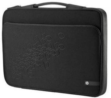 HP Black Notebook Sleeve 17.3 LR378AA