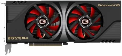 Видеокарта Gainward GeForce GTX 570  1280Mb 4260183361701
