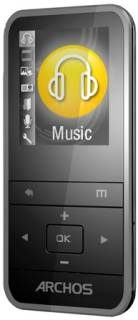 MP3 плеер Archos 18c Vision 4Gb Black