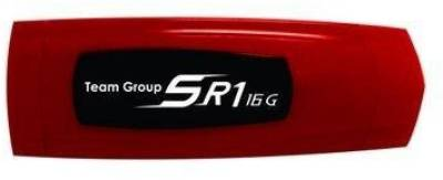 Флеш-память USB Team SR1 16GB Red TG016GSR1XR3