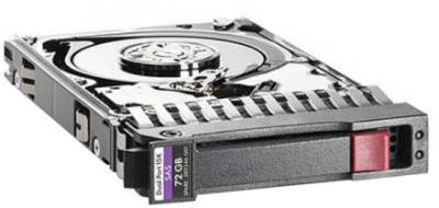 Внутренний HDD/SSD HP 300GB SAS 10K SFF HDD A2Z20AA